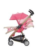 Quinny Zapp Xtra - wózek spacerowy - Pink Precious 2013 NOWOŚĆ